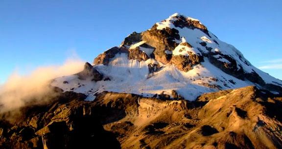 Vulcões Cotopaxi e Quilotoa