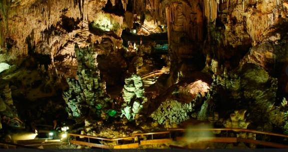 A Caverna de Morgan