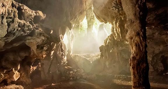 Cueva Ambrosio - Caverna Ambrósio