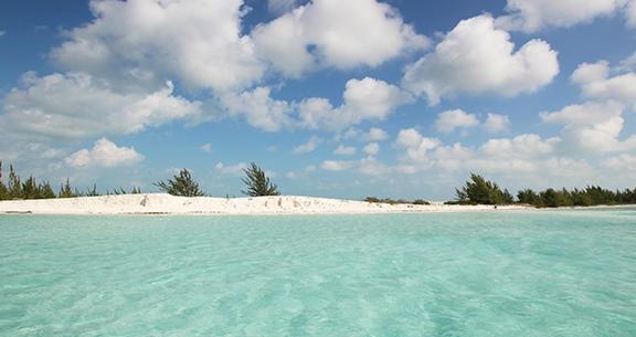 Playa Cayo Iguana
