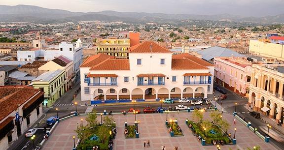 Centro Histórico de Santiago de Cuba