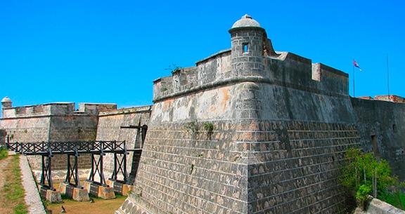 Castelo de San Pedro de la Roca del Morro