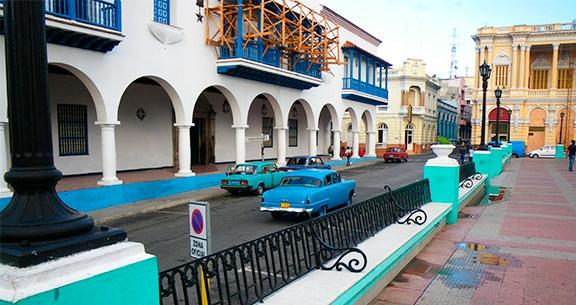 Plaza del Céspedes
