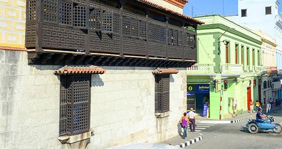 Casa de Diego Velázquez - Museo de Ambiente Histór