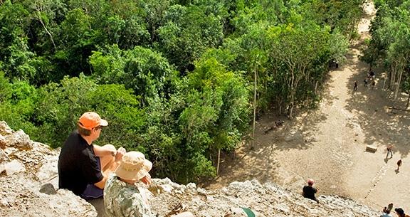 Sítio Arqueológico de Cobá