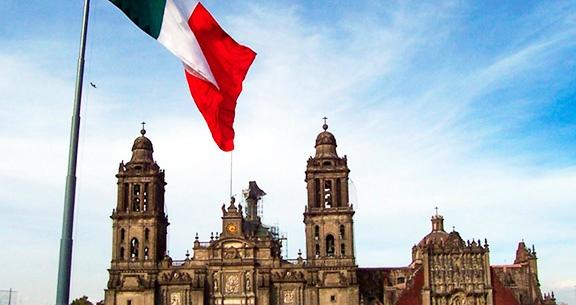 Praça da Constituição - Zócalo