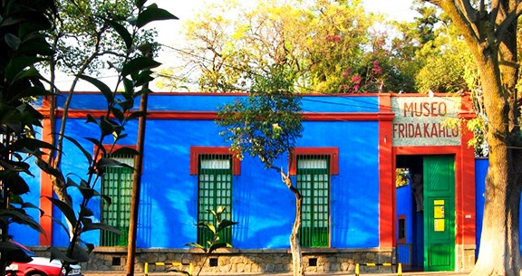 Casa Azul Museu Frida Kahlo
