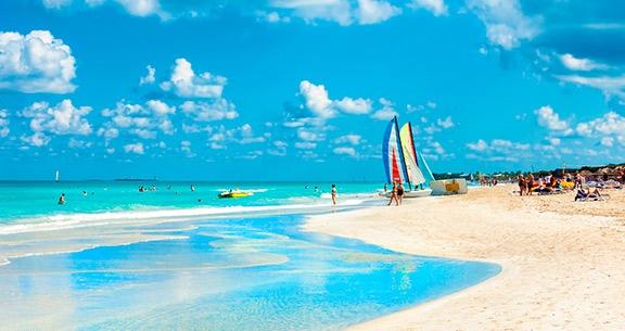 Praia em Varadero