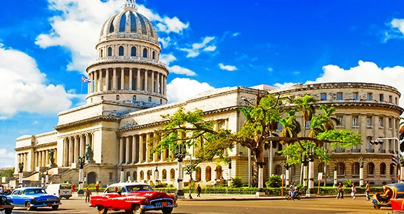 Um passeio no tempo em visita a Capital Havana