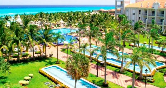 Riu Palace Riviera Maya****