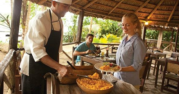 Gastronomia em Cuba