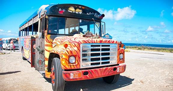 Transportes em Aruba