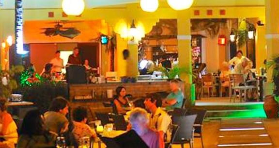 Hadicurari Restaurant at the Fisherman's Pier