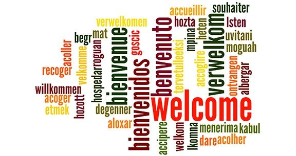População poliglota