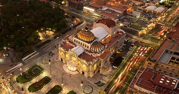 Cidade do México está afundando