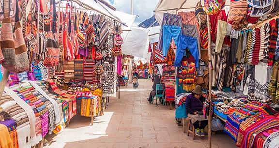 Compras no Peru