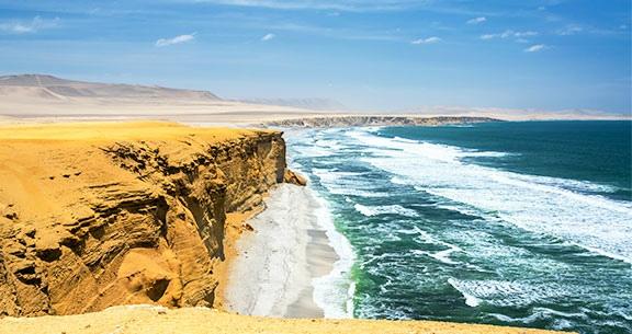 Praias do Peru