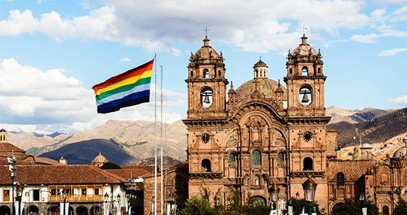 Bandeira de Cuzco