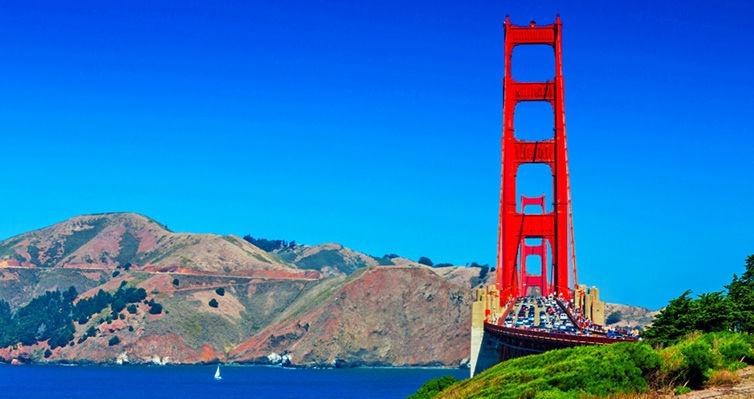 Curta 3 Destinos: Las Vegas + Los Angeles + San Francisco