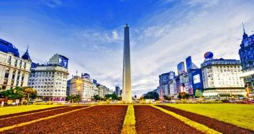 América do Sul 2 em 1: BUENOS AIRES + SANTIAGO