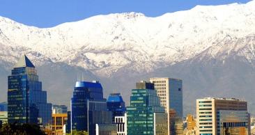 SANTIAGO na NEVE: Aéreo + Estações de Esqui por R$999