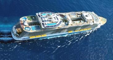 Cruzeiro TOP para o CARIBE: Oasis Of The Seas!