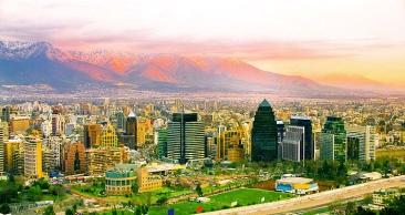 NATAL no CHILE : SANTIAGO com Aéreo + Hotel + Café!