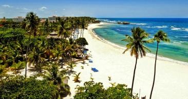 CARIBE: Aéreo + Hotel em Sto Domingo com ALL INCLUSIVE