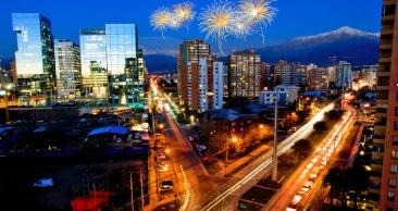 PACOTE para o RÉVEILLON 2015 em SANTIAGO!!