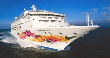 Cruzeiro pelas Bahamas no Fabuloso Norwegian Sky + Aéreo