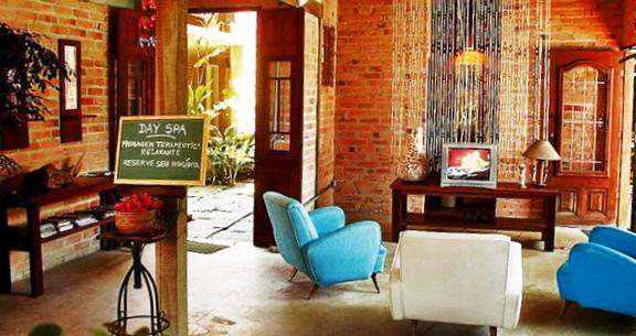Camburi/SP no Verão 2015: Hospedagem p/ Casal com Café