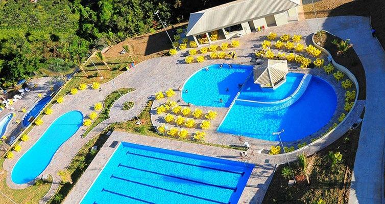 RÉVEILLON em CALDAS NOVAS: Hotel + Aéreo