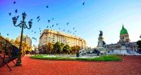 Passe as FÉRIAS em BUENOS AIRES: Aéreo + Hotel + Café!