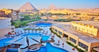 CAIRO 5 Estrelas: A capital do EGITO c/ Aéreo do RJ!
