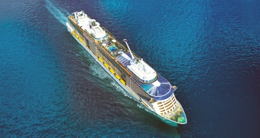 Caribe no NOVO navio QUANTUM OF THE SEAS da ROYAL!
