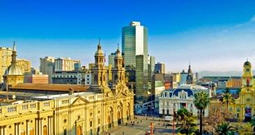 SANTIAGO no Chile: Passagem Aérea + Hotel + Seguro MAPFRE