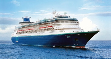 CARIBE sem VISTO a bordo do PULLMANTUR MONARCH!