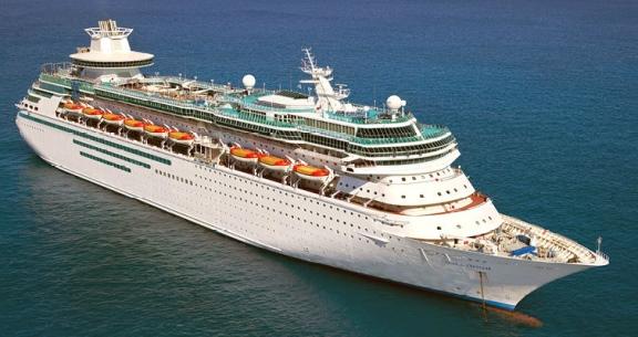 CARIBE é com a ROYAL! MAJESTY OF THE SEAS saindo de MIAMI