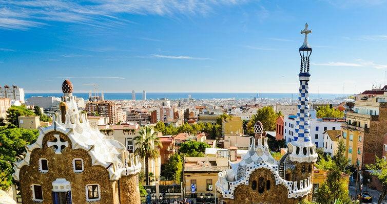 Conheça a ESPANHA: BARCELONA com Aéreo do RJ + Hotel