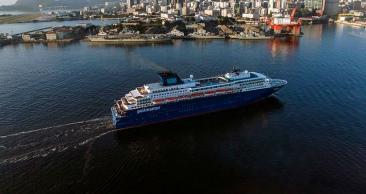 CARNAVAL no RIO a bordo da PULLMANTUR!