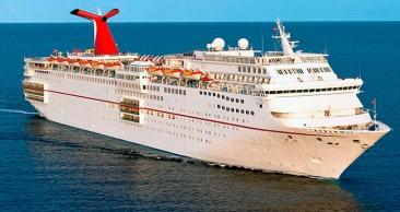 Muito Barato: Caribe a bordo do Incrível CARNIVAL ECSTASY