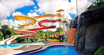 CALDAS NOVAS em JULHO: Aéreo + Hotel + Parque Aquático