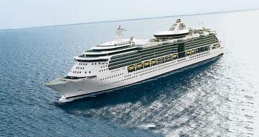 SONHO Europeu a bordo do Brillance of the Seas