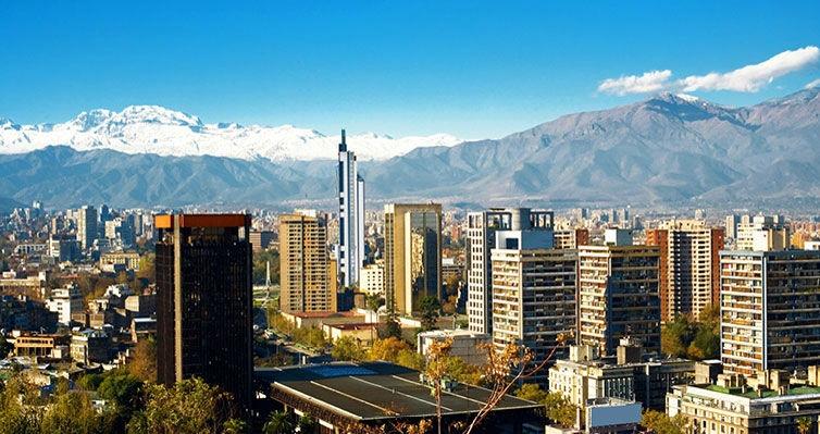ESQUIAR no CHILE: Pacote COMPLETO com Hotel 5 ESTRELAS