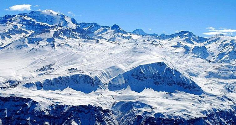 O Inverno será DELICIOSO: SUPER Pacote de ESQUI no CHILE