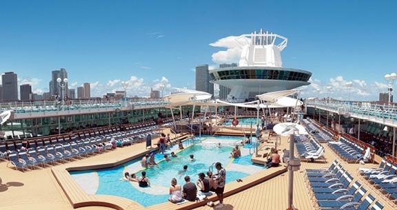 Cruzeiro TOP da ROYAL + Aéreo e Hotel em MIAMI!
