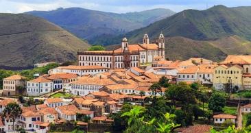 Feriado de Tiradentes: Minas Gerais Histórica c/ Passeios