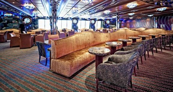 Travessia ITÁLIA > BRASIL à bordo do Costa Fascinosa