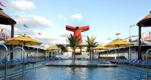 TOP: Ilhas do Caribe no Fabuloso CARNIVAL VICTORY