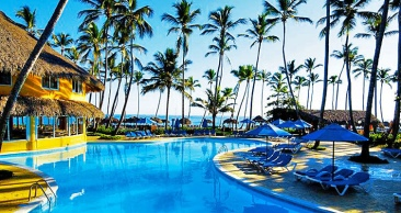 Resort ALL INCLUSIVE + OPEN BAR: Punta Cana saindo do RIO